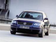 Demontaż zderzaków w Volkswagenie Passacie B5