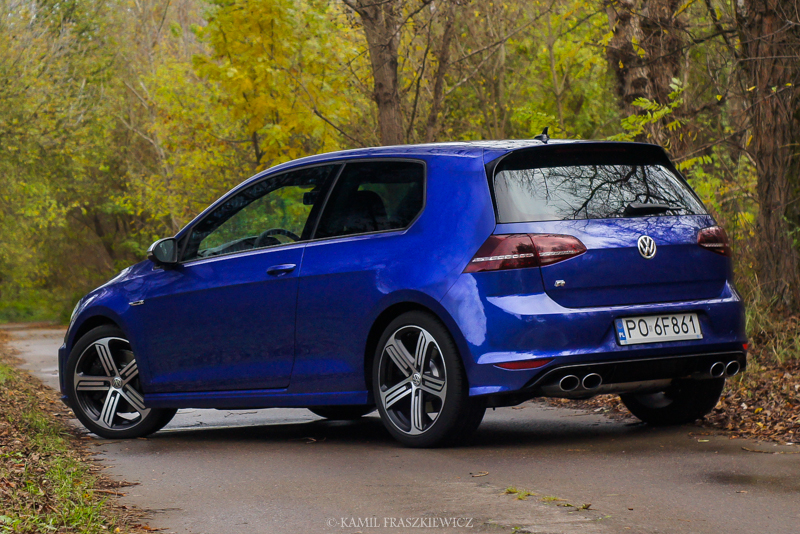 test volkswagen golf vii r 2 0 tsi 300 km 4x4 zara a niczym grypa nowe testy aut. Black Bedroom Furniture Sets. Home Design Ideas