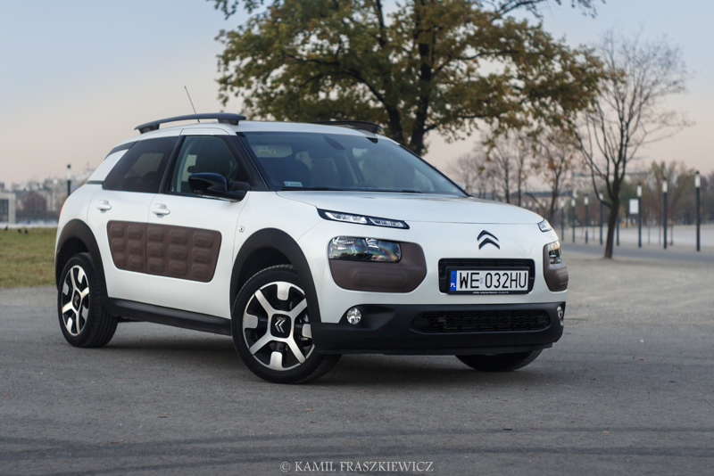 test citroen c4 cactus 1 2 puretech 82 w mie cie zakwit kaktus nowe testy aut. Black Bedroom Furniture Sets. Home Design Ideas